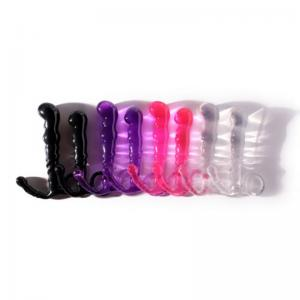 Anal Plug Beads Dildo G-Spot Massager Silicone Waterproof Adult Sex Toys