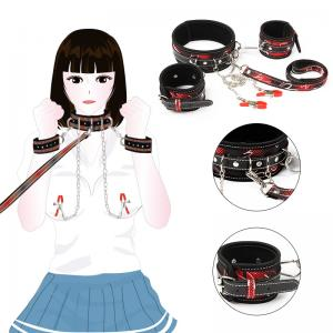 Handcuffs Strap Rope Restraints System Sexy Game