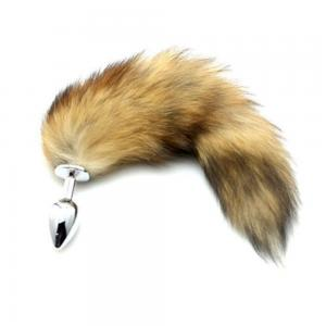 Love Faux Fox Sexy Romance Games Toys Tail