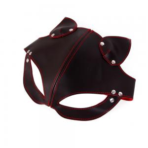 Passion Fox Leather Mask