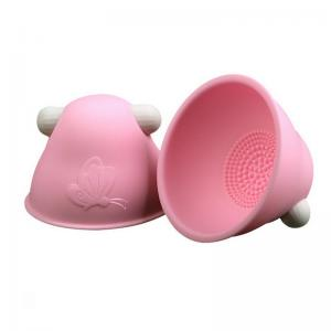 Vibrating Nipple Bullet Vibrator Nipple Sucker Massager Stimulation Sex Toy