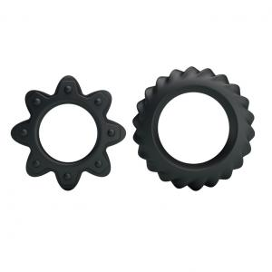 Waterproof Male Silicone Cock Ring